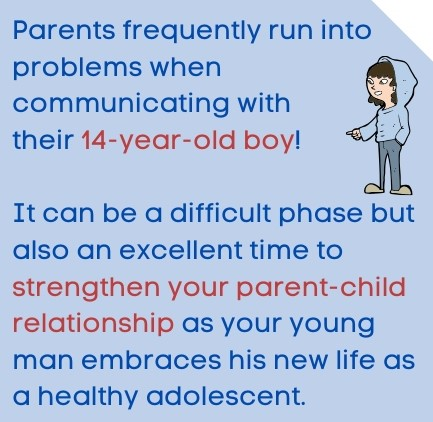 14-year-old BOYS fact