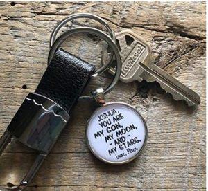 16 yr old boy gifts keychain