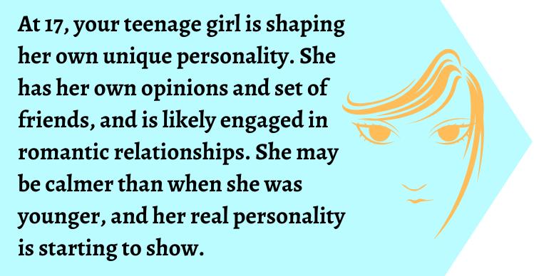 17-year-old GIRLS fact