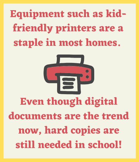 kid printer fact