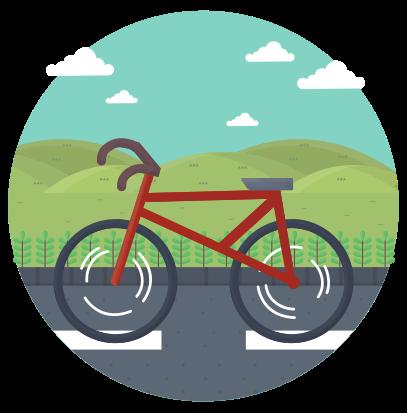 bike - divider