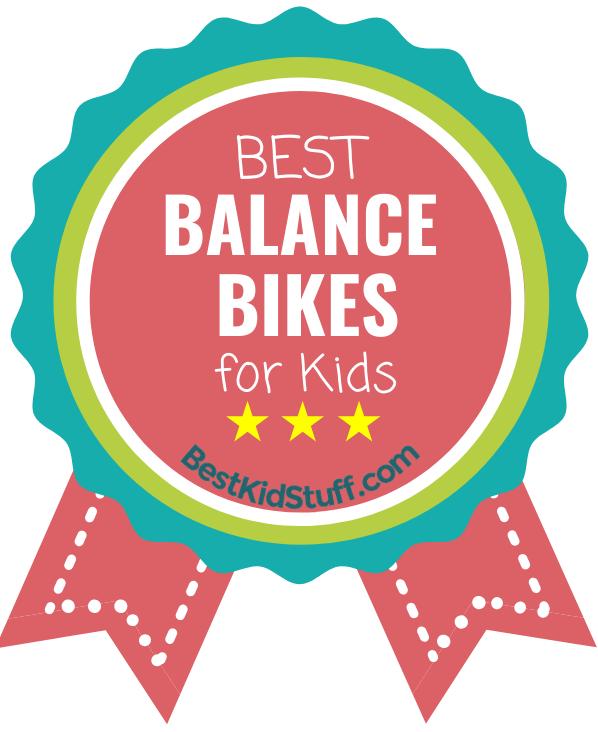 Badge Balance Bikes