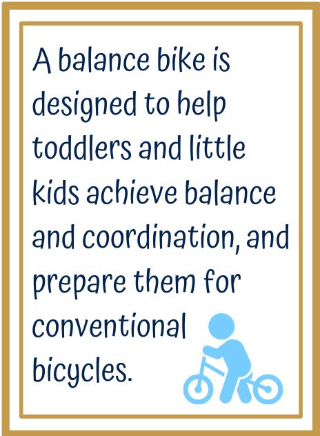 Balance Bikes fact