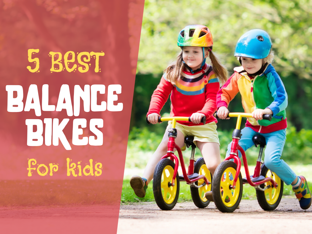 Balance Bikes featured