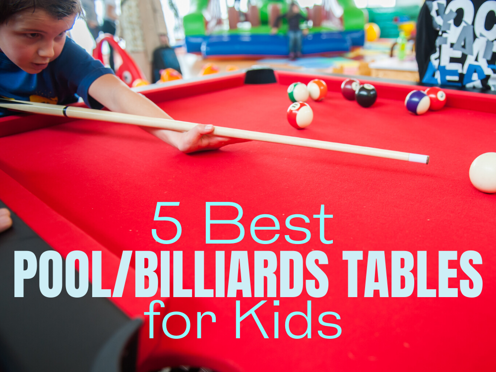 Billiards Tables featured