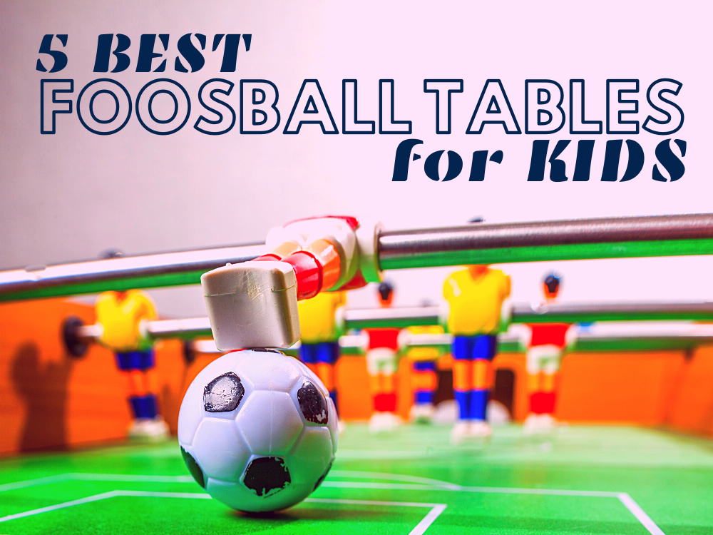 Foosball Tables featured