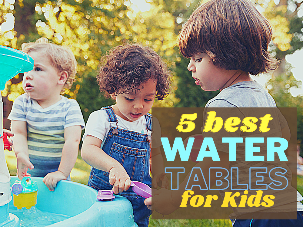 Water Tables featured
