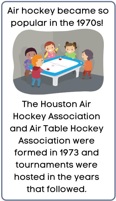 air hockey fact