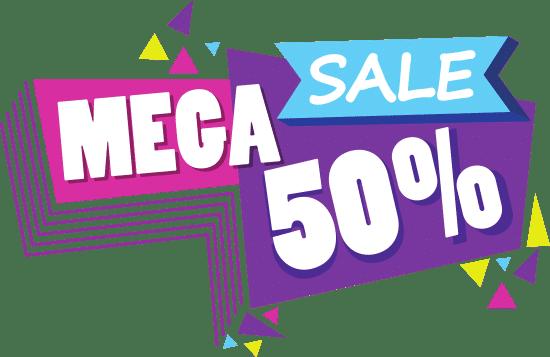 shopping save_mega sale