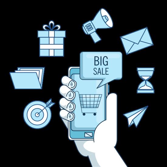 shopping save_newsletter