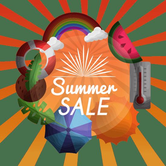 shopping save_seasonal sale