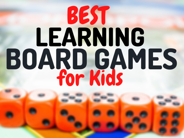 best learning board games featured