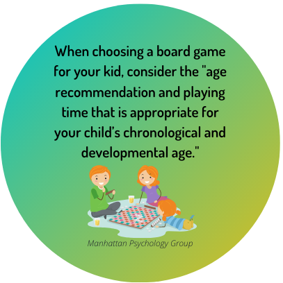 best learning board games fact