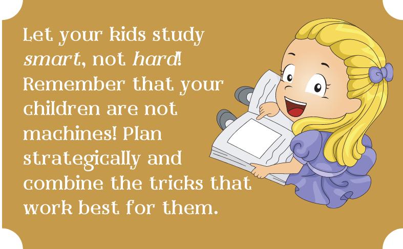 BKS_100 Study Tricks for Kids_fact 1
