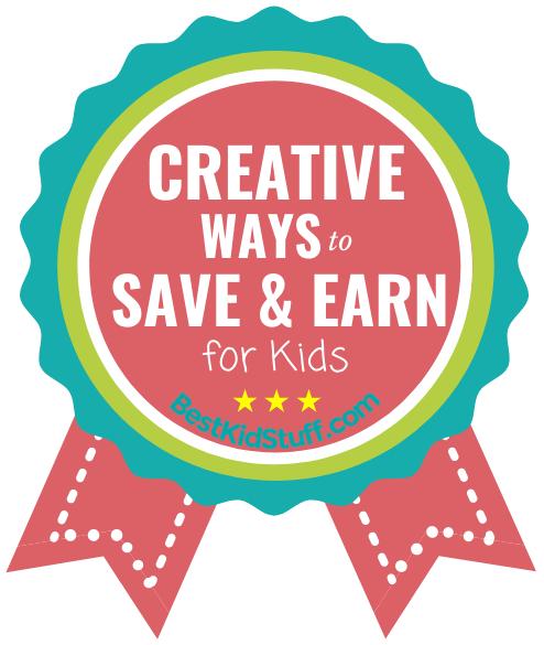 Ereative Ways Save and Earn BADGE