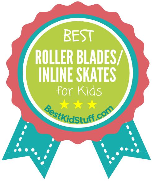 BKS_Roller Blades Inline Skate BADGE