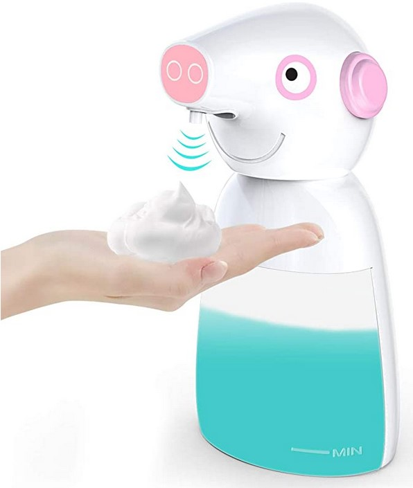 Back to School Deal sanitizer dispenser