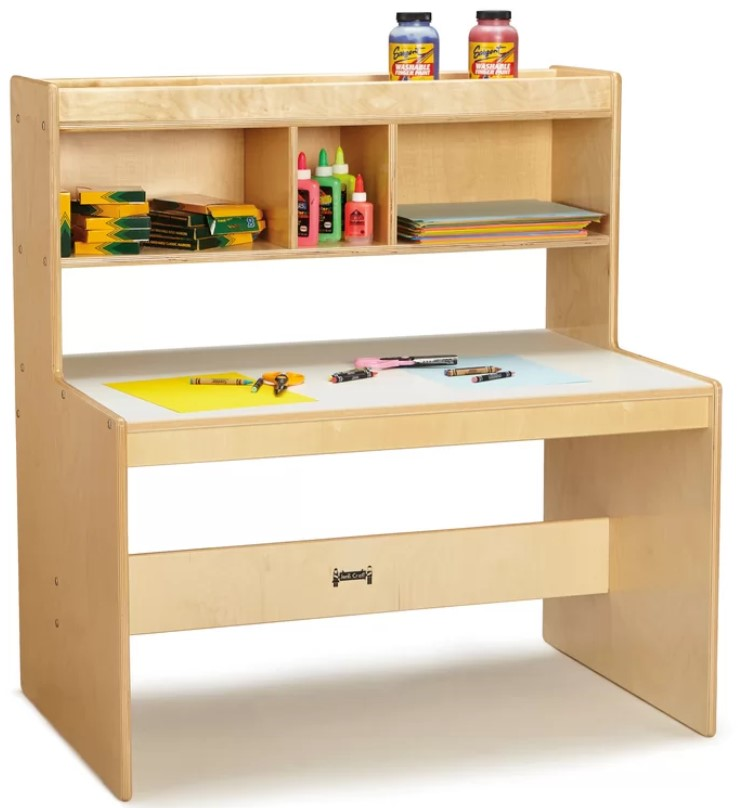 Back to School Deal wooden desk