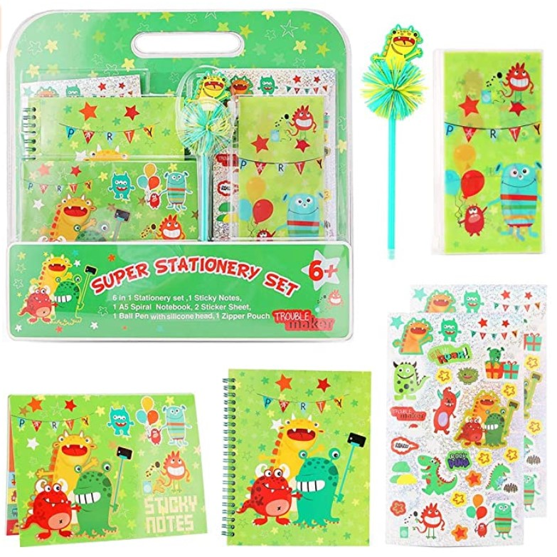 Back to School Deals stationary set