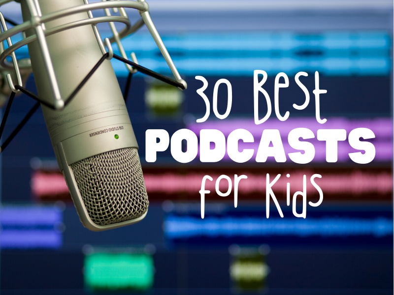 Best Podcasts for Kids fact