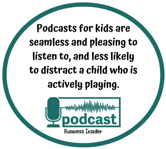 Best Podcasts for Kids featured