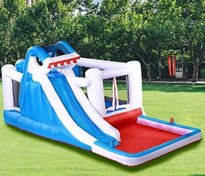 Inflatable Water Slide 2