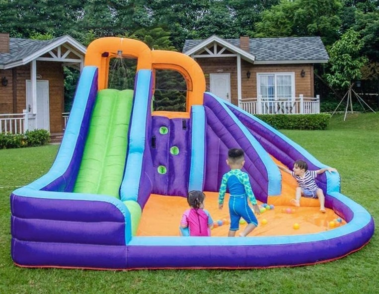 Inflatable Water Slide 3