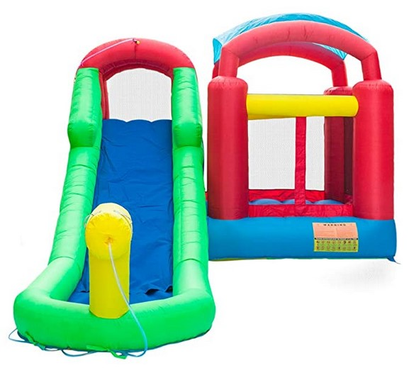 Inflatable Water Slide 4