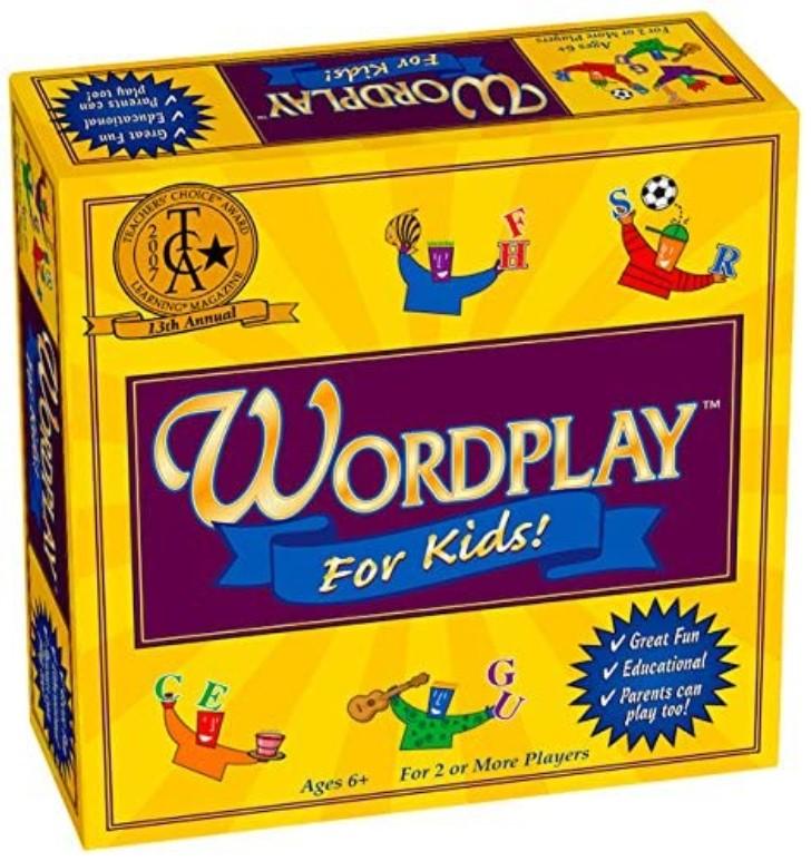 Learning Board Game Wordplay