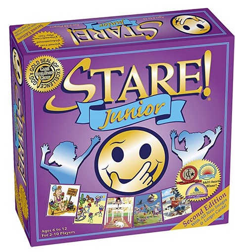 Learning Board Game Stare Jr