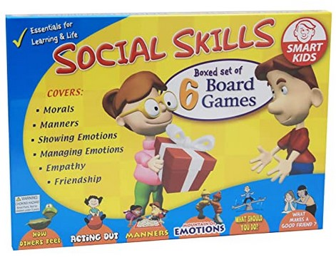 Learning Board Game Social Skills