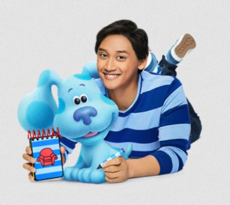 NickJr_Blues Clues and You