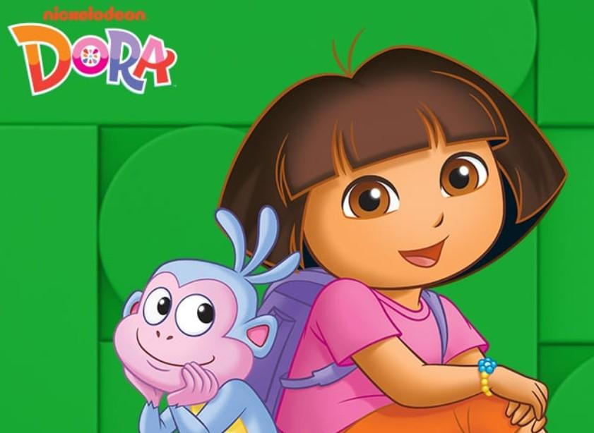 Noggin_Dora The Explorer