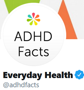 ADHD Facts (Everyday Health) on Twitter