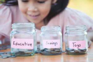 creative ways to help kids earn and save money