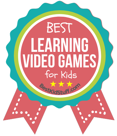 BKS_Learning Video Games for Kids Badge