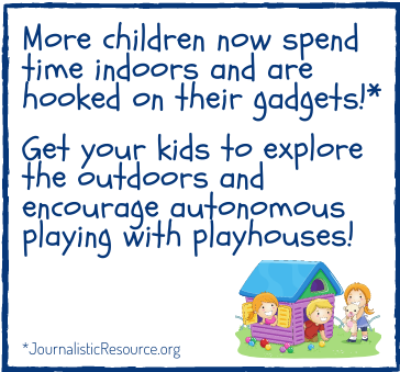 BKS_fact_Outdoor Playhouses for Kids