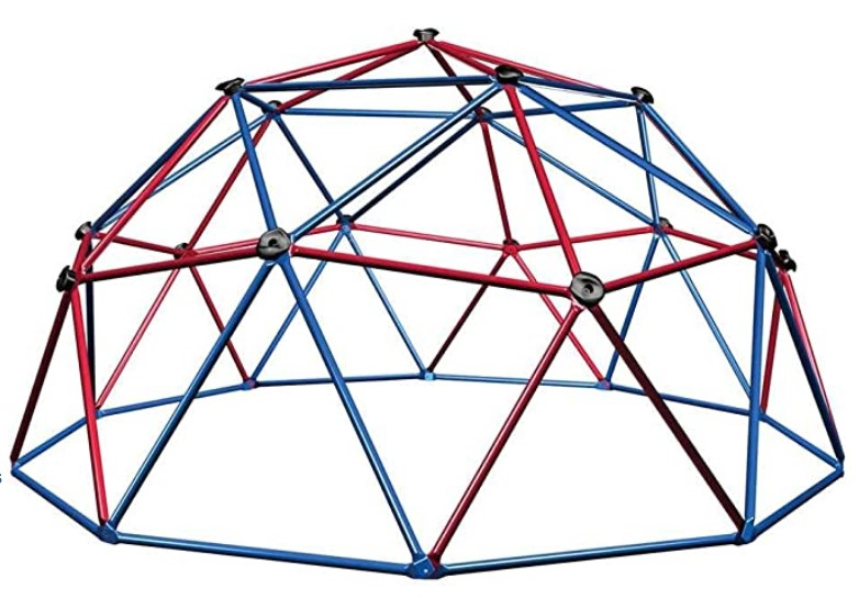 Lifetime Geometric Dome Climber