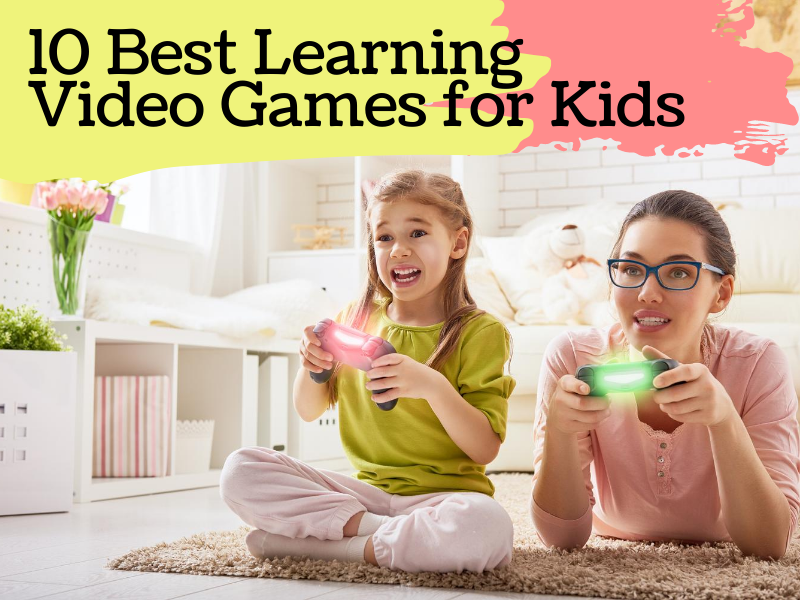 Learning Video Game - featured