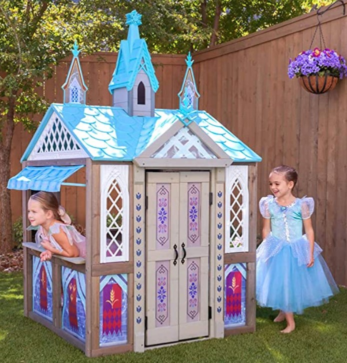 Outdoor Playhouse 2