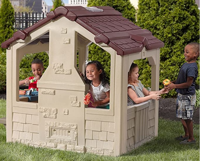 Outdoor Playhouse 4