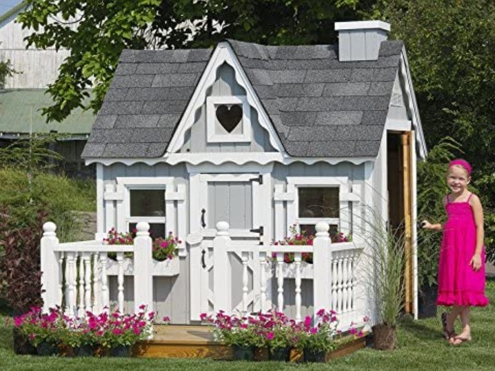 Outdoor Playhouse 5