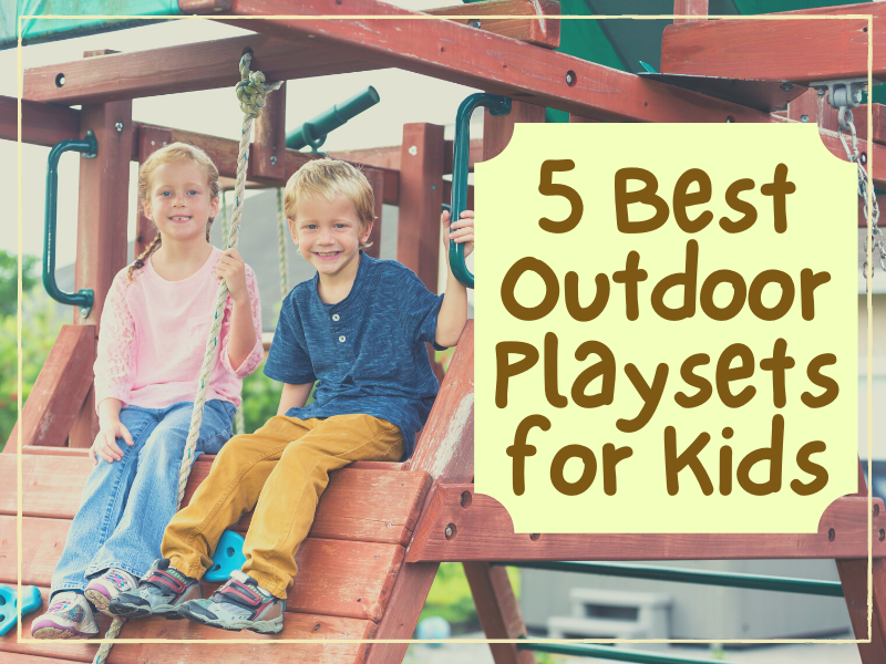 Outdoor Playsets - featured