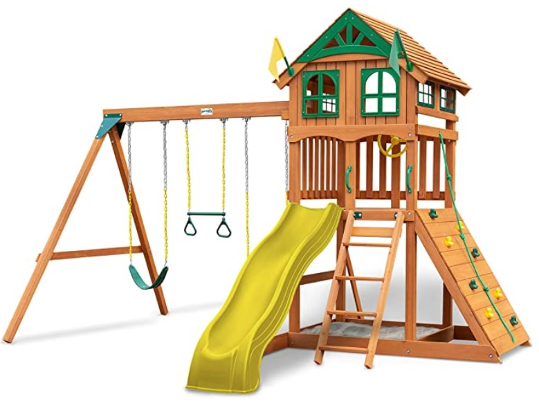 Outdoor Playsets for Kids 1