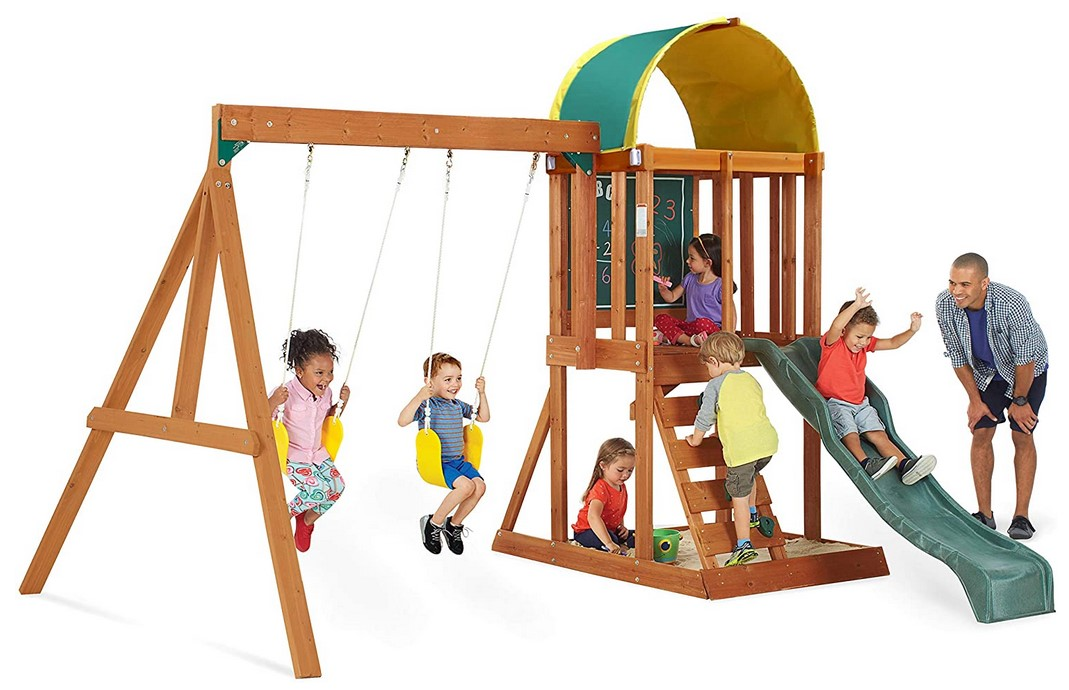 Outdoor Playsets for Kids 2
