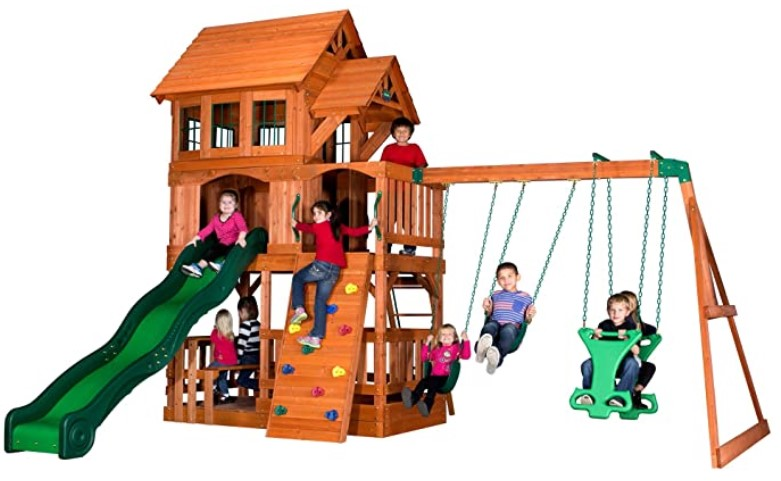 Outdoor Playsets for Kids 5
