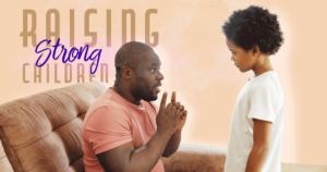 Raising Strong Children facebook