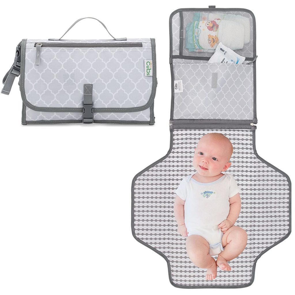 Baby gifts portable changing station