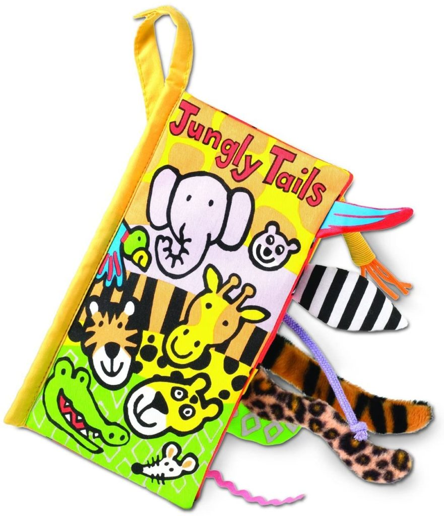 Baby gifts soft cloth book