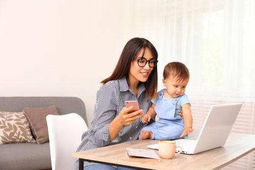 best work from home jobs for raising kids